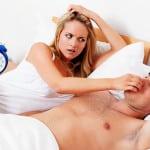 Schlafapnoe – Wenn die Luft im Schlaf weg bleibt