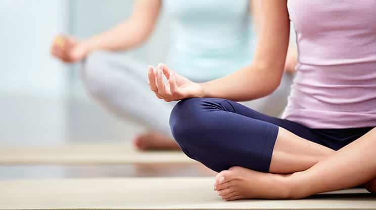Yoga – hilfreich für den Rücken?