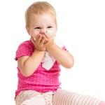 Kinderkrankheiten: Herpangina