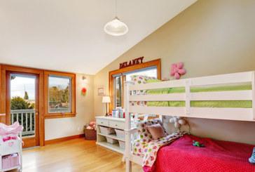 Spiel, Spaß und gesunder Schlaf im Hochbett