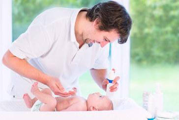 Wickelauflage – Dem Baby zuliebe