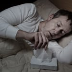 Besser schlafen bei Erkältung