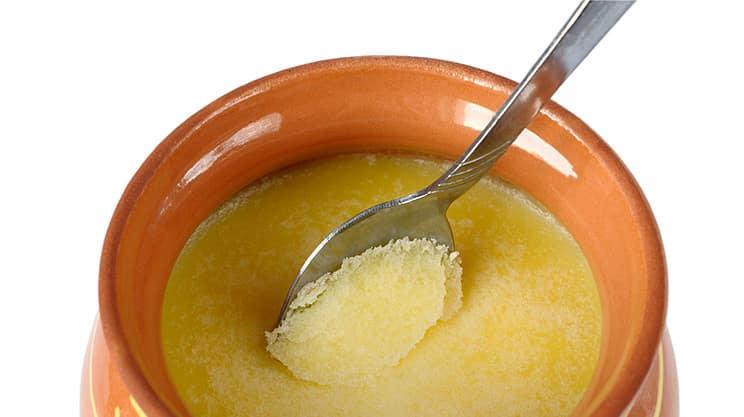 Ghee – die goldene Butter