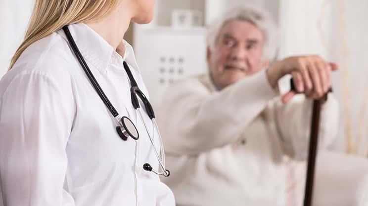 Krankenversicherung für Rentner – im Alter immer gut versichert
