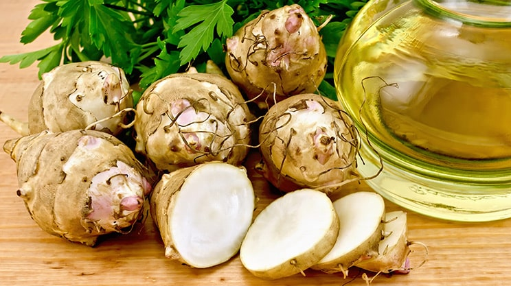 Topinambur – die etwas andere Kartoffel