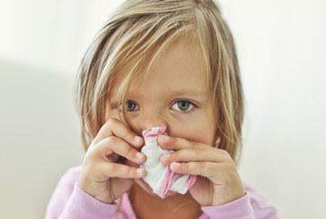 Allergischer Schnupfen beim Kind
