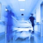Angst vor Krankenhäusern