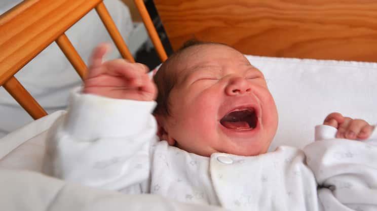Plötzlicher Kindstod – eine Katastrophe aus heiterem Himmel