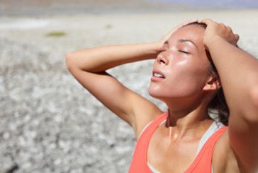 Sonnenstich & Co.: wenn die Hitze zuschlägt