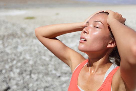 <span class=ns>News:</span> Sonnenstich & Co.: wenn die Hitze zuschlägt