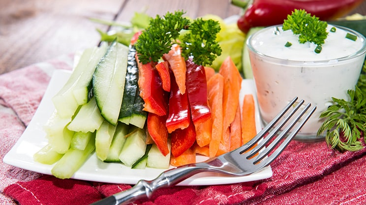 Abnehmen wie Gott in Frankreich: die Mittelmeer-Diät