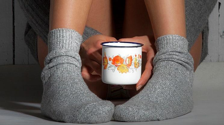 Heiße Tipps gegen kalte Füße