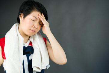 Was steckt hinter Kopfschmerzen nach dem Sport?