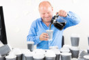 Kann zu viel Koffein tatsächlich das Herz schädigen?