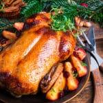Ist die Vogelgrippe eine Gefahr für die Weihnachtsgans?
