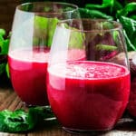 Meerrettich Rote-Beete Smoothie