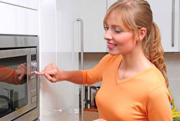 Mikrowellen – die schnellen Helfer in der Küche