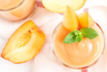 Schalotten Pfirsich Smoothie