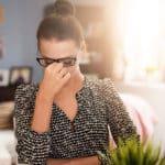 Wie Stress den Augen schadet