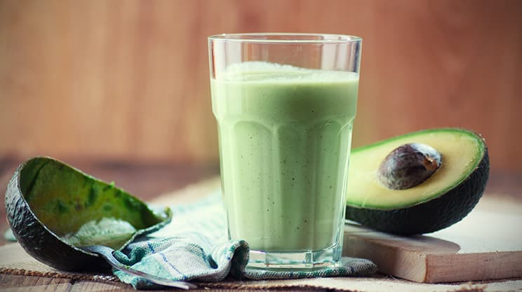 Avocado Kokos Smoothie
