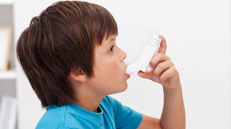 Bronchialasthma – eine Krankheit, die schon Kinder treffen kann