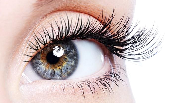 Welche Erkrankung kann sich hinter Augenflimmern verbergen?