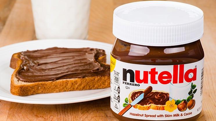 Wie schädlich ist Nutella?