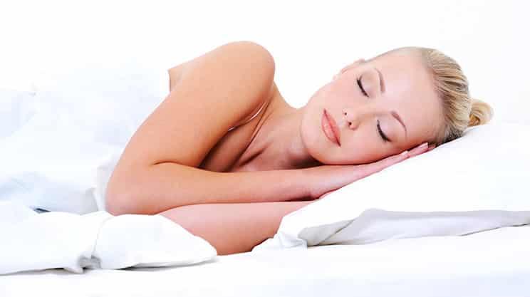 Gesunder Schlaf auf der richtigen Matratze