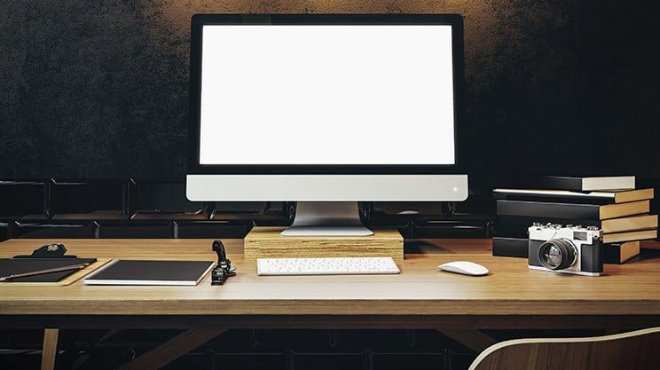 Mit dem richtigen Schreibtisch gesund arbeiten