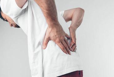 Bandscheibenvorfall – ein sehr schmerzhaftes Rückenproblem