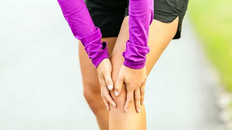 Bänderzerrung – eine typische Sportverletzung