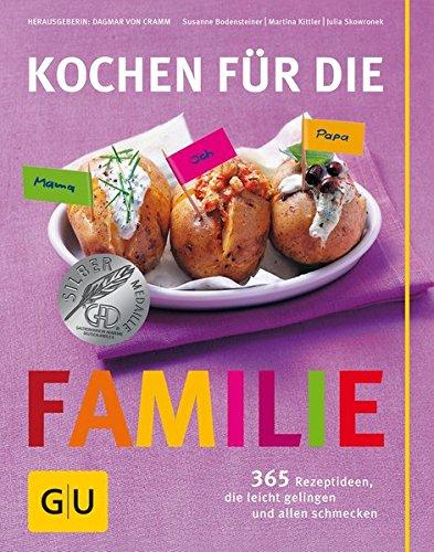 Kochen für die Familie (GU Familienküche) GU Familienküche