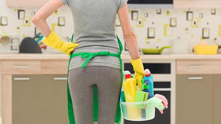 Reinigungsmittel im Alltag – mehr Schaden als Nutzen?