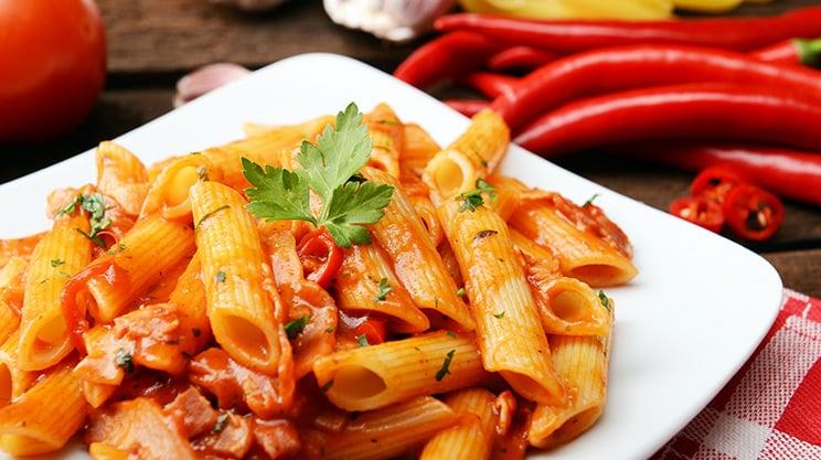 Kann italienische Küche auch gesund sein?