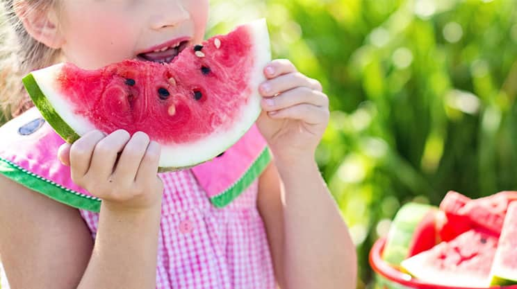 Leichtes Sommeressen: Das ist die beste Ernährung bei Hitze
