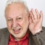 Symptome der Schwerhörigkeit im Alter